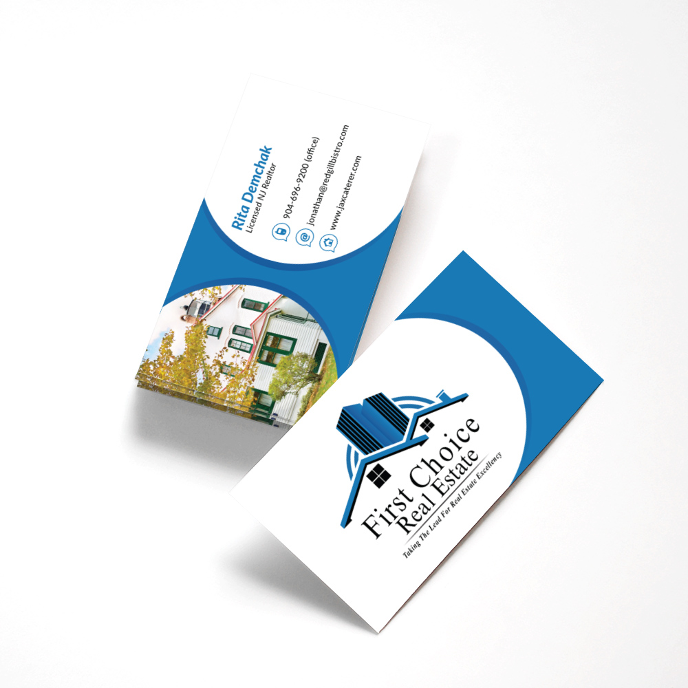 I will design your business card in modern style for $10 ...