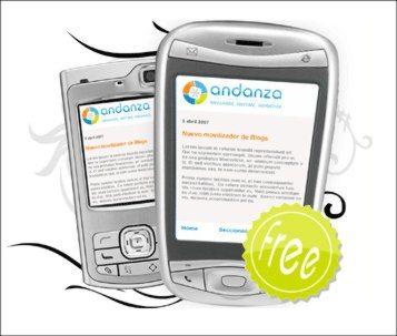 Andanza - herramienta web para crear la version movil de un website