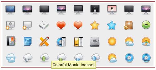 32px Mani Iconset - Jonatan Castro Fernandez