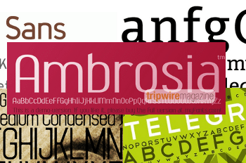 75+ Excellent Free Fonts For Professional Design