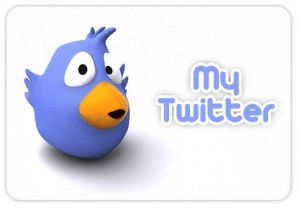 Twitter 3D - My Twitter