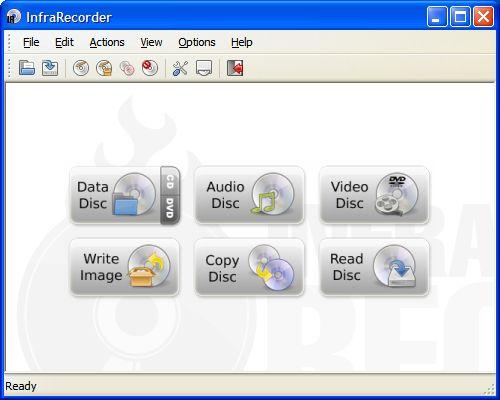 infra-recorder-interfaz