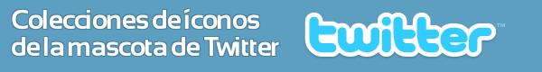 Colecciones-de-iconos-de-la-mascota-de-Twitter