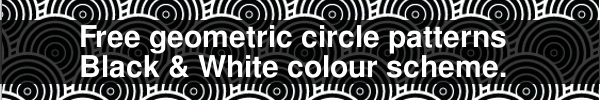 Free-geometric-circle-patterns-in-a-useful-black-and-white-colour-scheme