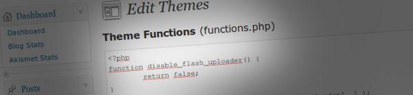 disable-flash-uploader