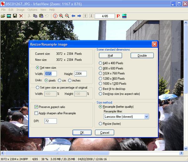 irfanview-interfaz