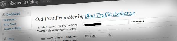 wordpress-plugin-old-post-promoter