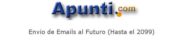 1 Apunti mails futuro