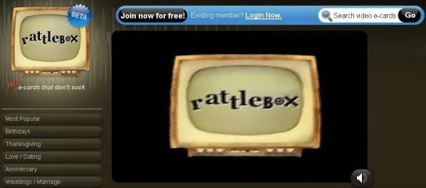 1 RattleBox tarjetas video