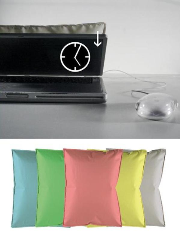 3 iSleep almohada geek