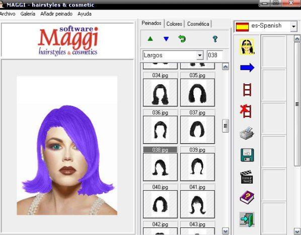 5 Maggi 60 cortes de pelo