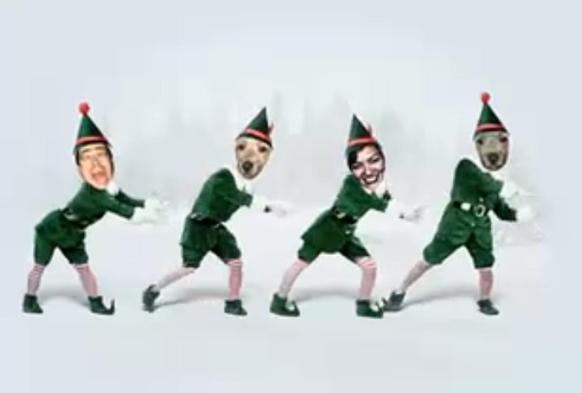 3 ElfYourself duendes navidad
