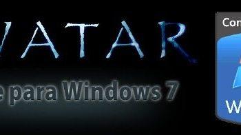 Avatar theme para Windows 7