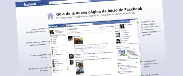 Facebook - Redesign