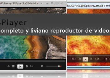 SPplayer - Reproductor de video