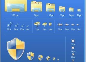 Windows 7 6956 Icons