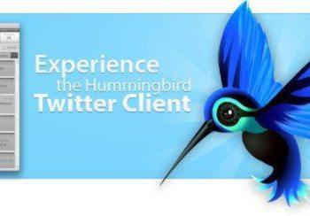 Hummingbird - Cliente Twitter Adobe Air