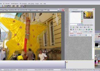 Photobie - Editor de imágenes   Interfaz