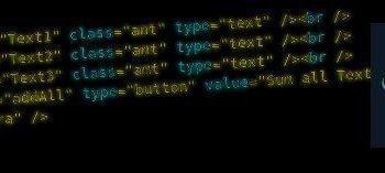 jQuery - Como sumar numeros