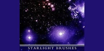 starlight photoshop brushes