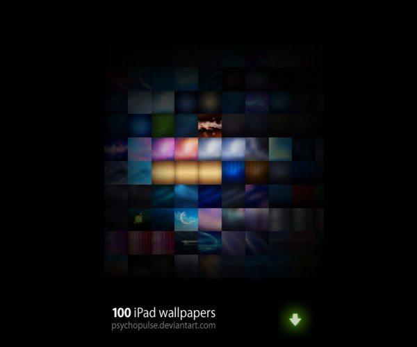 100 iPad Wallpapers