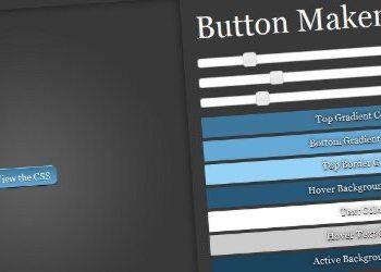 Button Maker - Generar botonoes con CSS3
