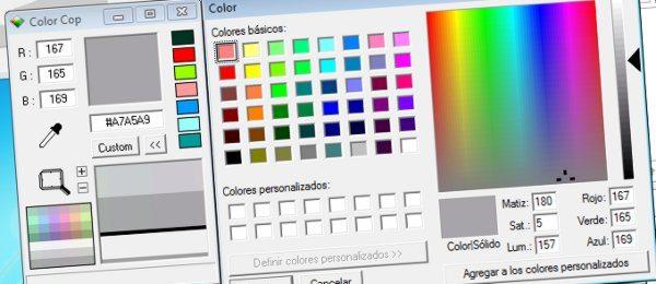 Color Cop - Programa freeware para trabajar con colores