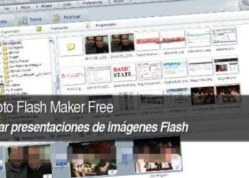 Photo Flash Maker Flash - Slieshow Flash