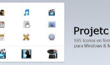 Project Icons - Iconos vectoriales para WIndows y Mac OS X
