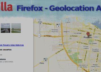 Tutorial - Firefox Gelocalization API