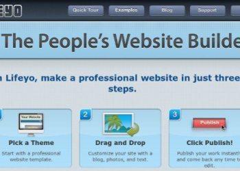 Lifeyo - Herramienta web para crear websites