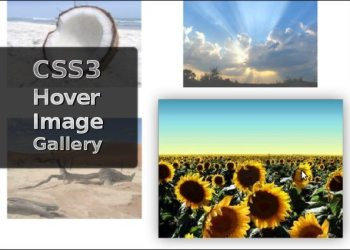 CSS3-Hover-Image-Gallery