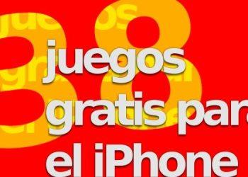 Juegos gratis para el iPhone