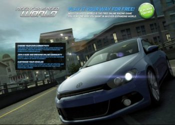 Need for speed World - game online