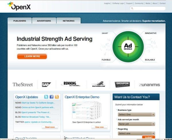 OpenX se renueva