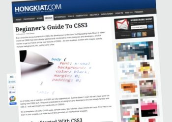 Beginers guide to CSS3