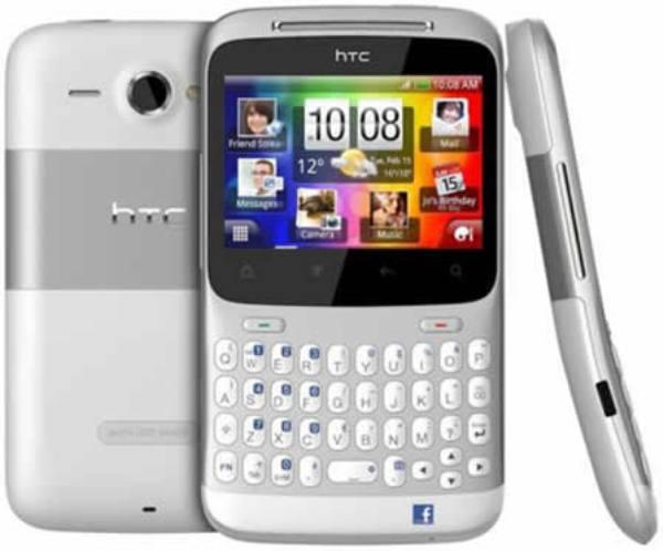 HTC ChaCha - celular ideal para actualizar Facebook novedades redes sociales
