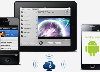 Air Playit compartir audio video iphone ipad ordenador streaming
