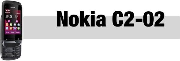 Nuevo Nokia C2 02