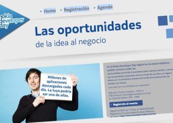 Nokia Developer Day, 16 de noviembre, Buenos Aires, Argentina