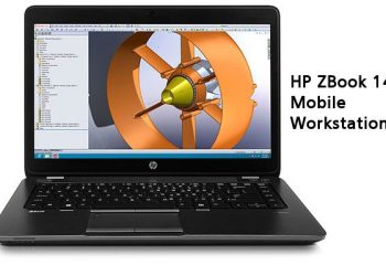 HP ZBbook 14 Ultrabook.Workstation