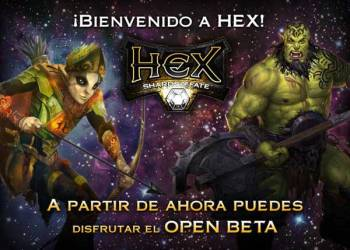 HEX: Shards of Fate - Open BEta