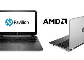 HP Pavilion con procesador AMD Quad-Core A10