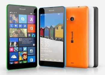 Nuevo Nokia Lumia 535