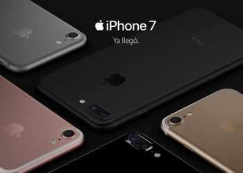 Lanzamiento del iPhone 7 en Colombia- Falabella
