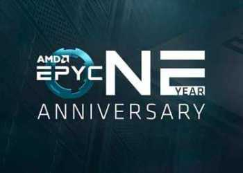 AMD EPYC One Year