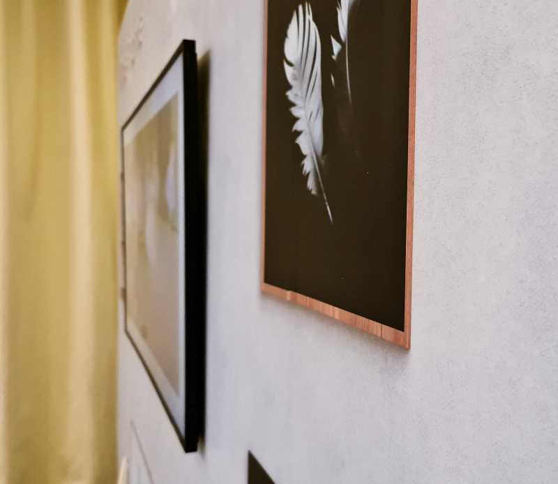 Más delgado - The Frame