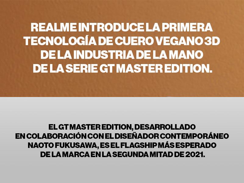 Realme - Vegan design