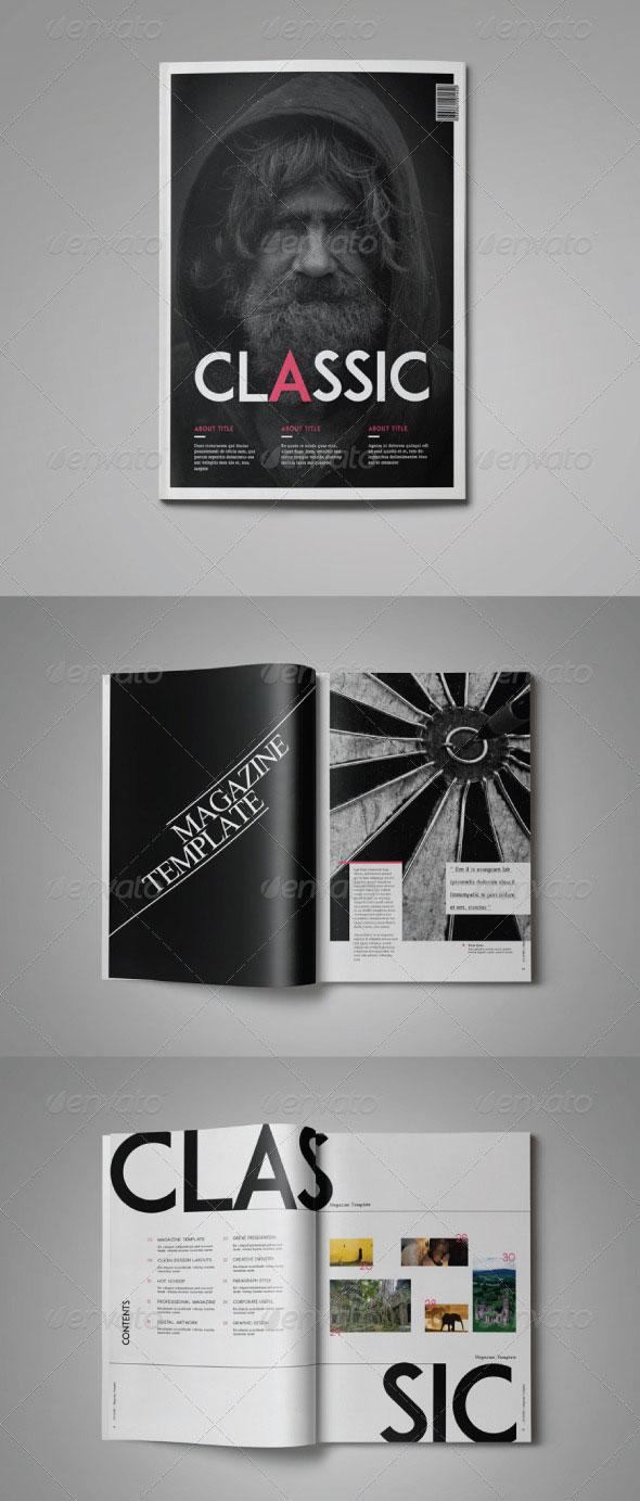 20 Amazing InDesign Magazine Layout Amp Cover Design Templates Pixel Curse