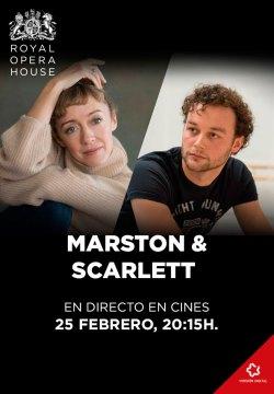 MARSTON & SCARLETT | 25 de febrero, 20:15h
